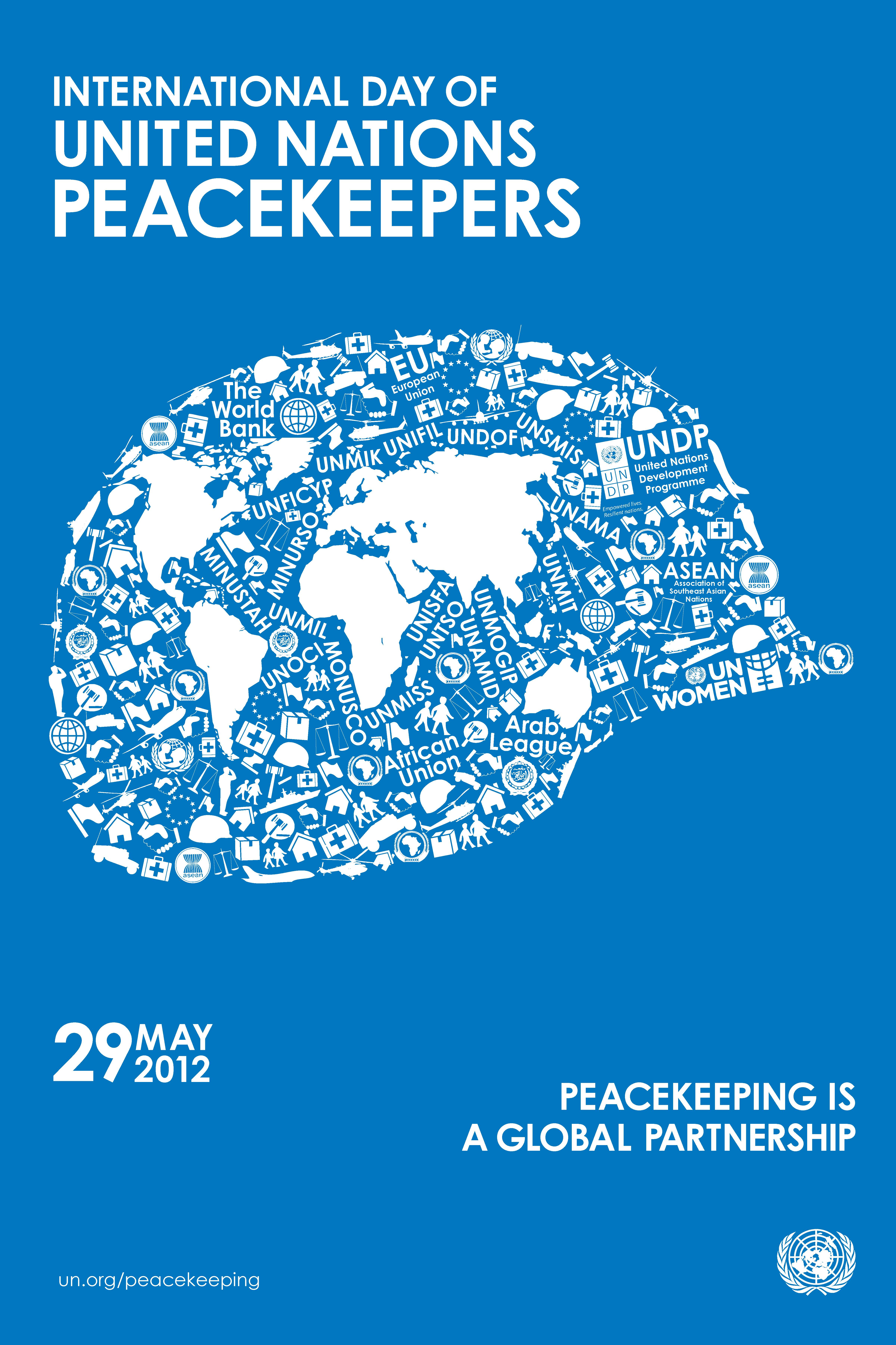 International Day of UN Peacekeepers | UNMIL