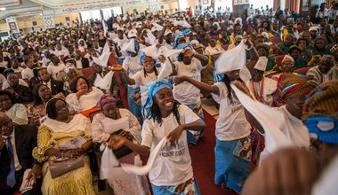 Liberia celebrates 10 years of peace - see the pictures