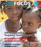 February Issue of UN Focus Magazine