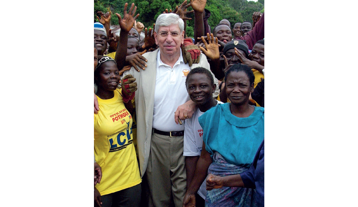 2005 Liberian general election