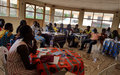 Gender sensitive reporting training for Lofa County journalists by UNMIL-funded Quick Impact Project