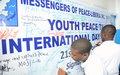 Liberia celebrates the International Day of Peace