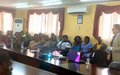 Liberian security institutions benefit from UNMIL experts on building preventive capacities on SGBV