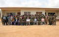 UNMIL renovated military barracks of AFL