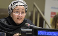 The Deputy Secretary-General --- Remarks to the Peacebuilding Commission Meeting on Liberia