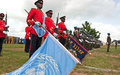 UN envoy honours the Ghanaian contingent with UN Peacekeeping Medals