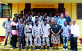 Prison Guards Learn About SGBV