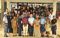 Furthering Female Participation and Representation in Security Sector Institutions