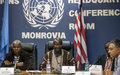 UNMIL Press Conference on Activities Ahead of World AIDS Day
