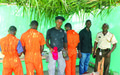Prison Inmates learn life skills