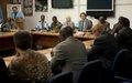UN Envoys meet to strengthen border security