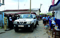 Philippine Peacekeepers Adopt Police Station