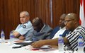UNMIL supports the review of the Liberia's National Security Strategy