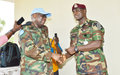 UNMIL hands over renovated facility to Armed Forces of Liberia