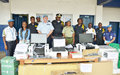 UNMIL hands over furniture and office equipment to Liberia's National Police Policy Management Board