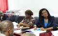 UNMIL pledges constant support to Liberia's law-making process