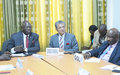 United Nations confident of Liberia's future after UNMIL departure