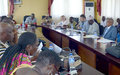 UNMIL facilitates the forum to assess the state of Liberia's county security councils