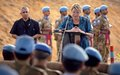Special Representative of the Secretary-General (2008-2012)   Keeping Liberia stable while building the peace Ellen Margrethe Løj, Under-Secretary-General,