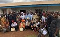 UNMIL supports dialogue on election security in Buchanan, Grand Bassa County