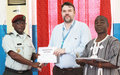 Security institutions in Liberia trained on the Sector Reform