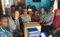 UNMIL supports the establishment of a Gender Office at the Liberia Fire Service
