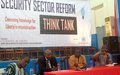 UNMIL supports the Security Sector Reform Think Tank