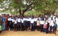 UNMIL sensitizes hazard prone communities on good hygiene practices