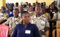 UNMIL supports Liberia Immigration service self-assessment retreat