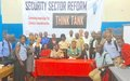 Liberia Security Institutions open discussions on Reforms and Human Rights