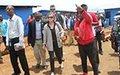 UN Envoy Calls for Behavioral Change to Contain Ebola