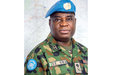A force for peace in Liberia | Major General Salihu Zaway Uba, Force Commander