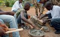 The story of UNMIL [Book]:Capacity-building helps community to its feet