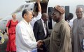 The story of UNMIL [Book]: Obasanjo visit promotes acceptance of election results