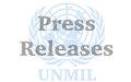 Special Representative briefs Security Council as UNMIL drawdown resumes