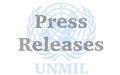 SRSG Løj urges Liberia police to be mindful of the rights of the individual