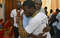 Liberian Youth Sign the Peace Declaration