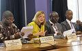SRSG reaffirms UN commitment to combat Ebola in Liberia