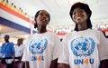 Advisor raises consciousness of Mission personnel on gender | Maria Nakabiito, Gender Advisor