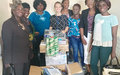 UNMIL supported instituting the MOJ's Gender Office