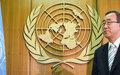 UN Secretary-General Welcomes Liberia's Assumption of Security Responsibilities